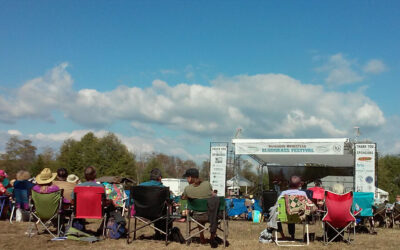 Bluegrass Festival at Hovander Homestead Park